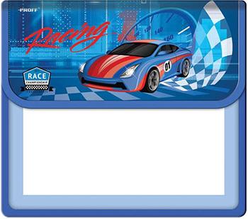 Папка для тетрадей Proff A5 Racing kk 1001314