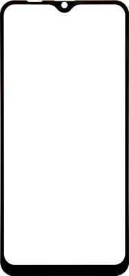 Защитное стекло Red Line Samsung Galaxy A10 Full screen tempered glass FULL GLUE черный liberty project tempered glass защитное стекло для alcatel onetouch idol 4s 6070k 0 33 мм