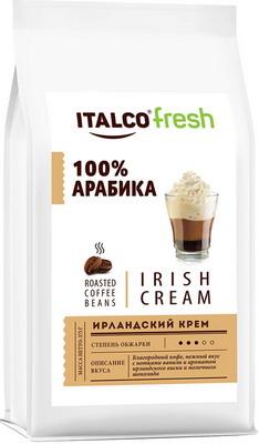 Фото - Кофе зерновой Italco Ирландский крем (Irish cream) ароматизированный 375 г кофе в зернах italco fresh irish cream ирландский крем ароматизированный 375 г