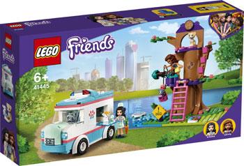 Конструктор Lego FRIENDS ''Машина скорой ветеринарной помощи''
