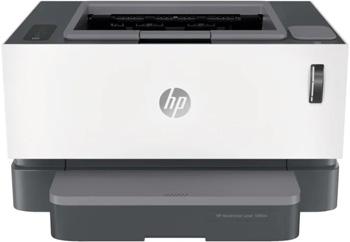 Фото - Принтер HP Neverstop Laser 1000w принтер лазерный hp neverstop laser 1000w a4 wifi 4ry23a