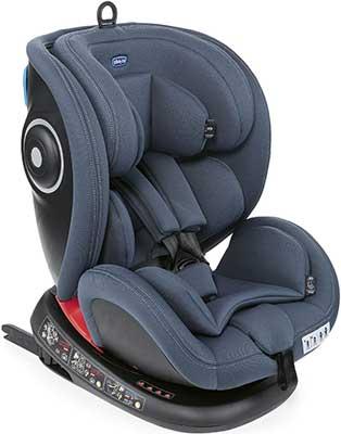 Фото - Автокресло Chicco Chicco Seat4Fix гр. 0/1/2/3 расцветка India Ink автокресло chicco 2easy s e polar черный