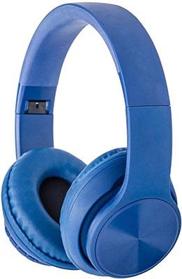 Фото - Наушники беспроводные Rombica Mysound BH-14 Blue наушники беспроводные rombica mysound bh 14 blue