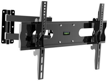 Кронштейн для телевизоров Benatek PLASMA BIGARM-64 B черный кронштейн для телевизоров benatek plasma 55 b