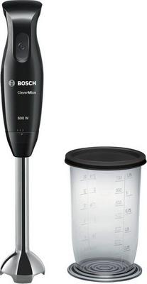 Фото - Погружной блендер Bosch MSM 2610 B CleverMixx погружной блендер bosch msm 2610 b clevermixx