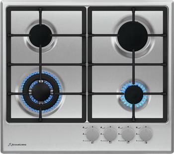Фото - Встраиваемая газовая варочная панель Schaub Lorenz SLK GE 6520 встраиваемая газовая варочная панель schaub lorenz slk ge 3010