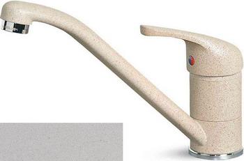 Кухонный смеситель Elleci MINERVA metaltek (79) aluminium MMKMIN 79 кухонная мойка elleci easy corner metaltek 79 aluminium lmycor 79