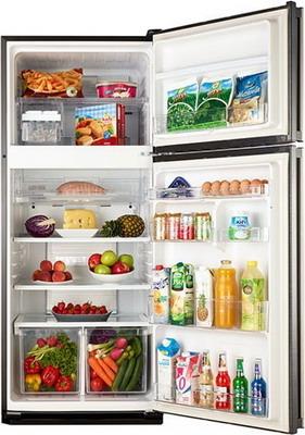 Двухкамерный холодильник Sharp SJ-PC 58 ABK korg std l abk