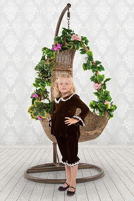 Костюм театральный ХоумАпплайнс рост 116 шоколадный костюм авангард спецодежда оптима р 112 116 рост 170 176 53365