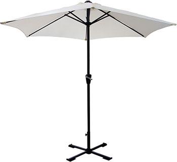 Садовый зонт Ecos GU-03 (бежевый) волан ecos badvol 5pm