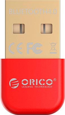 Bluetooth-адаптер Orico BTA-403 (красный)