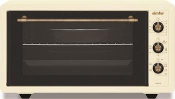 лучшая цена Электропечь Simfer M 4579 бежевый рустик