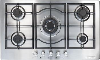 Встраиваемая газовая варочная панель Kuppersberg TS 99 X цена 2017