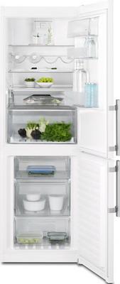 Двухкамерный холодильник Electrolux EN 3454 NOW двухкамерный холодильник electrolux en 3452 jow