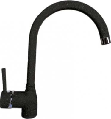 Кухонный смеситель ITALMIX MINIMALE MN 0636 (LAVA чёрный металлик GR 20) кухонный смеситель italmix minimale mn 0636 camel сафари gr 83
