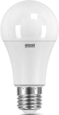цена на Лампа GAUSS LED Elementary A 60 14 W E 27 4100 K (комплект 2шт) 23224 P