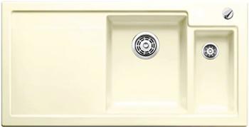 Кухонная мойка BLANCO 524139 AXON II 6 S (чаша справа) керамика глянцевый магнолия PuraPlus с кл.-авт. InFino кухонная мойка pegas 53 0 6 шлифованный глянцевый 530w ст