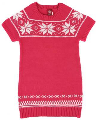 Платье Reike SG-7 knit 98-52(26) Красный куртка для девочки boom цвет красный 70329 bog вар 2 размер 98 3 4 года