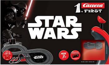 цена на Трек игровой Carrera Star Wars 63007