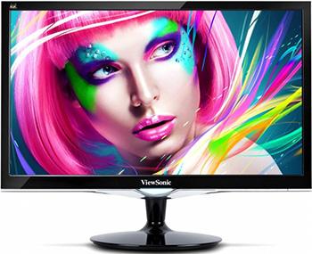 ЖК монитор ViewSonic VX 2452 MH (VS 15562) gl.Black цена и фото