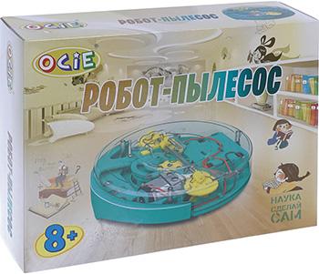лучшая цена Набор OCIE ''Робот-пылесос'' сделай сам 1CSC 20003257