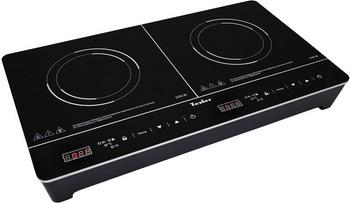Настольная плита TESLER PI-23 черная
