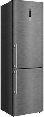 Двухкамерный холодильник Hiberg RFC-332 DX NFX двухкамерный холодильник hiberg rfc 311 dx nfgs
