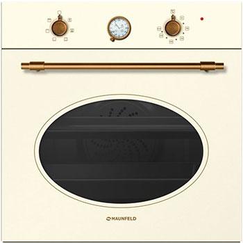 Встраиваемый электрический духовой шкаф MAUNFELD MEOFG.676 RILB.TRS