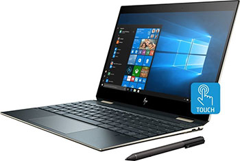 Ноутбук HP Spectre x 360 13-ap 0003 ur <5MM 85 EA> i5-8265 U цена и фото