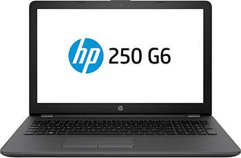 Ноутбук HP 250 G6 <3QM 21 EA> i3-7020 U Dark Ash Silver