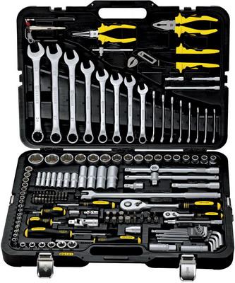 Набор инструментов разного назначения BERGER BG 151-1214