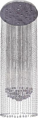 Люстра потолочная CHIARO Каскад 244016015 люстра потолочная chiaro каскад 384011306
