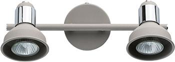 Светильник точечный DeMarkt Хоф 552020502 2*50 W GU 10 220 V светильник уличный demarkt титан 808040401 1 21 w gu 10 220 v