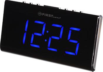 Радиочасы First FA-2421-9 Silver цена