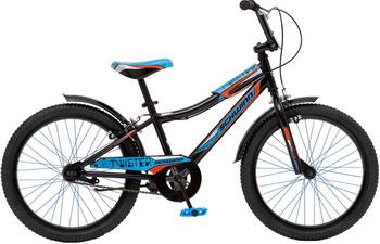 Велосипед Schwinn Twister 20 чёрный цена в Москве и Питере