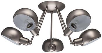 Люстра подвесная MW-light Таун 691010105 5*40 W E 27 220 V