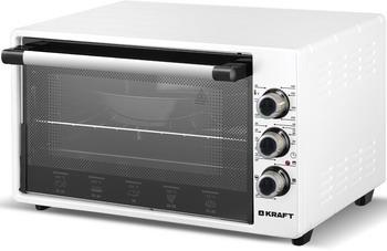 Электропечь Kraft KF-MO 3201 W белый цена