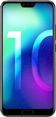 Смартфон Honor 10I 128Gb черный смартфон honor 10i black