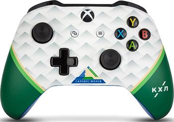 цена на Геймпад Microsoft Xbox One КХЛ ''Салават Юлаев''