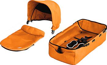 Цветной набор для коляски Seed Pli Mg orange 25202 все цены