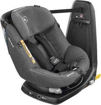 Автокресло Maxi-Cosi Axiss Fix Air Sparkling Grey (61 см-105 см) 8023956110 цены