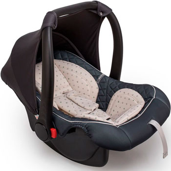 Автокресло Happy Baby ''SKYLER V2'' GRAPHITE автокресло besafe izi modular i size metallic melange 560002
