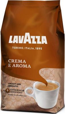 цена Кофе зерновой Lavazza Crema e Aroma 1 кг онлайн в 2017 году