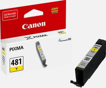 Картридж Canon CLI-481 Y EMB 2100 C 001 Жёлтый цены онлайн