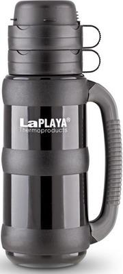 Термос LaPlaya Traditional Glass 35-100 black 560007 термос laplaya traditional 35 цвет зеленый 1 л