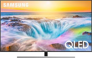 цена на QLED телевизор Samsung QE 55 Q 80 RAUXRU