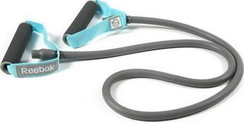Эспандер Reebok RATB-11032BL эспандер трубчатый reebok слабое сопротивление цвет голубой