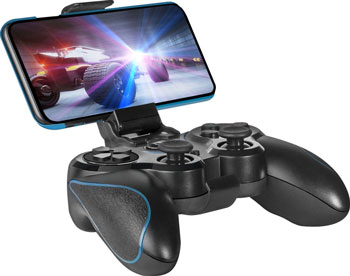 цена Беспроводной геймпад Defender Blast USB Bluetooth Android Li-Ion (64285)