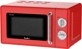 Микроволновая печь - СВЧ TESLER MM-2045 RED цена
