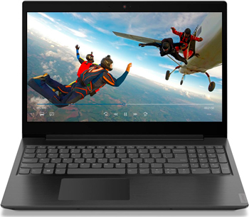 Ноутбук Lenovo Ideapad L340-15API 81LW005BRU черный lenovo ideapad g5070 1900 мгц 4 гб 500 гб dvd±rw dl
